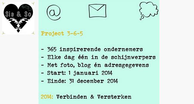 Project 365 van Sis & So