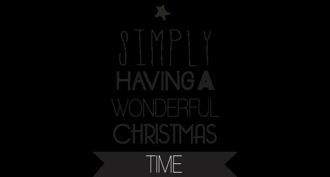 Free printable kerst poster om het jaar mee af te sluiten